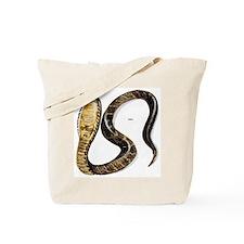 Cobra Snake Tote Bag