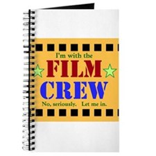 Film Crew Journal