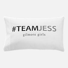 Team Jess - gilmore girls Pillow Case