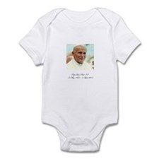 Pope John Paul II - Memorial Onesie