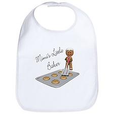 Mimi's Little Gingerbread Baker Bib