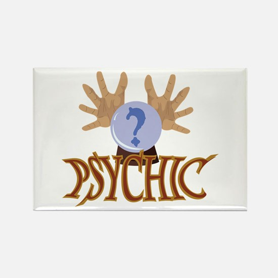 Crystal Ball Psychic Magnets