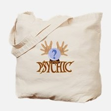 Crystal Ball Psychic Tote Bag