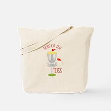 Toss Boss Tote Bag