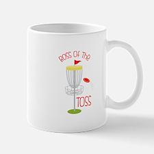 Toss Boss Mugs