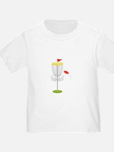 Frisbee Disc Golf T-Shirt