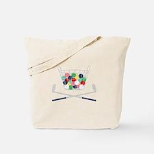 Miniature Golf Tote Bag
