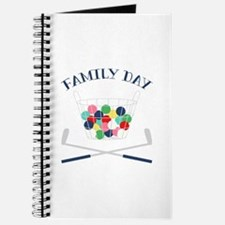 Family Day Journal