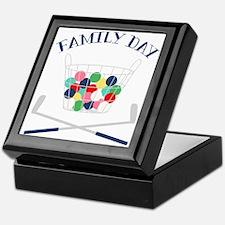 Family Day Keepsake Box