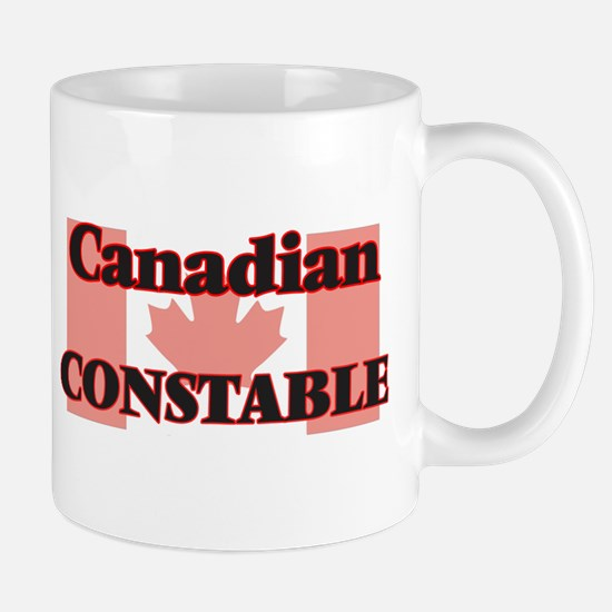 Canadian Constable Mugs
