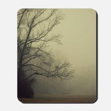A Gathering of Fog Mousepad