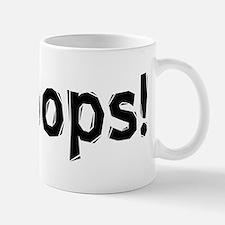 Whoops! Mug