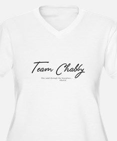 Team Chabby - DAYS Plus Size T-Shirt