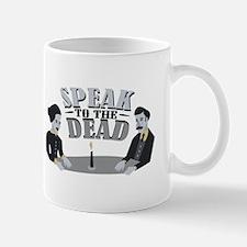 Speak To Dead Mugs