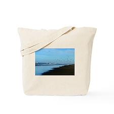 Beach Hair, Don't Care Tote Bag