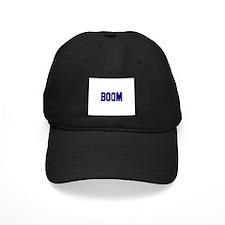 Boom Baseball Hat