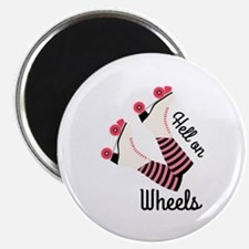 Hell On Wheels Magnets