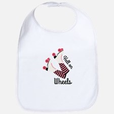 Hell On Wheels Bib