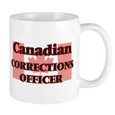 Canadian Corrections Officer Mugs