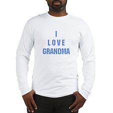 Cute I love elvis Long Sleeve T-Shirt