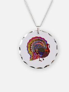 Dazzling Artistic Thanksgivi Necklace