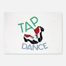 Tap Dance 5'x7'Area Rug