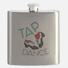 Tap Dance Flask