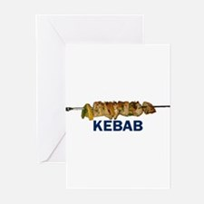 Kebab Greeting Cards (Pk of 10)