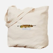 Kebab Tote Bag