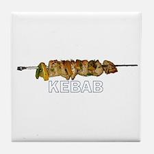 Kebab Tile Coaster