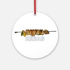 Kebab Ornament (Round)