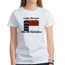 Lake Norman Of Catawba North Carolina Tee