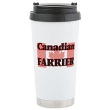 Canadian Farrier Travel Mug