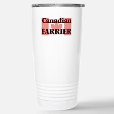 Canadian Farrier Travel Mug