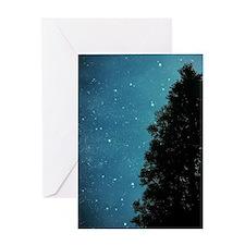 Star Light, Star Bright Greeting Card