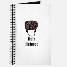 Hair Helmet Journal