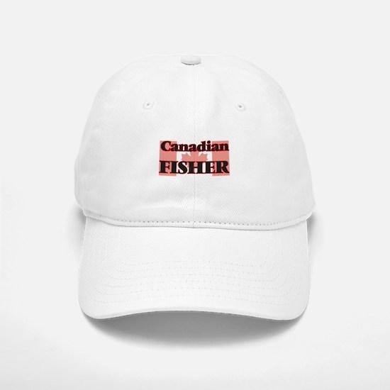Canadian Fisher Baseball Baseball Cap