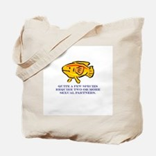Some Species Require 2 or Mor Tote Bag