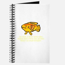 Some Species Require 2 or Mor Journal