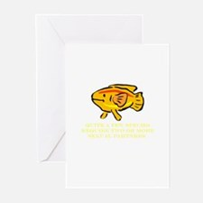 Some Species Require 2 or Mor Greeting Cards (Pk o