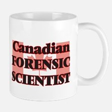 Canadian Forensic Scientist Mugs