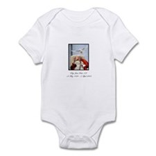 Pope John Paul II with Dove Onesie