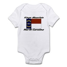 Kings Mountain North Carolina Infant Bodysuit
