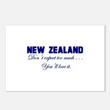 New Zealand . . . Don;t Expec Postcards (Package o