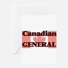 Canadian General Greeting Cards
