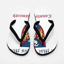 Ui Mac Uais Mide - County Westmeath Flip Flops