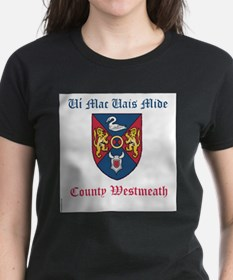 Ui Mac Uais Mide - County Westmeath T-Shirt