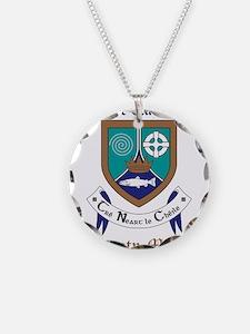 Ui Mac Uais Breg - County Meath Necklace