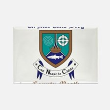 Ui Mac Uais Breg - County Meath Magnets