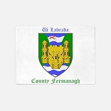 Ui Labrada - County Fermanagh 5'x7'Area Rug